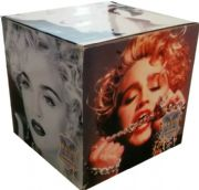 "THE IMMACULATE COLLECTION - UK PROMO ONLY 12"" DISPLAY CUBE"